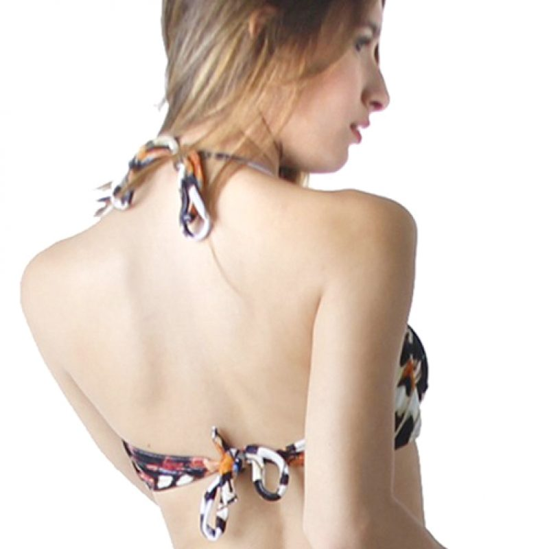 monarch butterfly bandeau by blue man rio bum